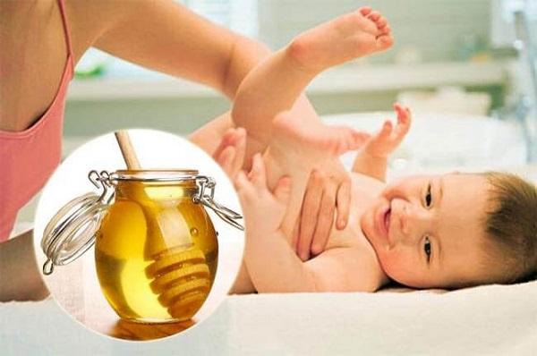 Trẻ dưới 1 tuổi có nên ăn mật ong không? - Ảnh 1