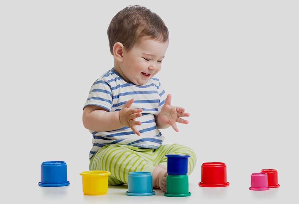 Mách mẹ cách chọn đồ chơi cho trẻ 9 tháng tuổi giúp bé phát triển kỹ năng toàn diện - Ảnh 1