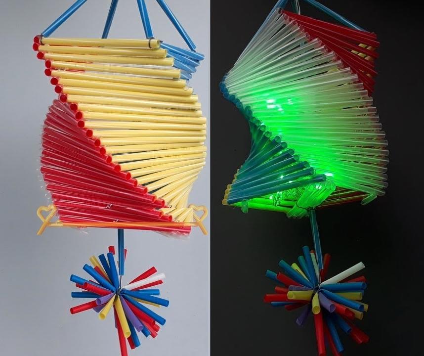 4 cách làm đèn trung thu vừa đơn giản vừa đẹp mắt cho bé vui chơi trăng rằm - Ảnh 6