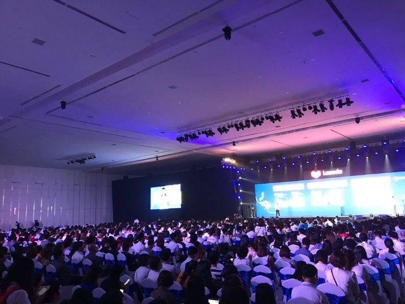 """Lazada Việt Nam tổ chức hội thảo """"Giải pháp nâng cao trải nghiệm mua sắm trực tuyến cho người dùng"""" - Ảnh 1"""