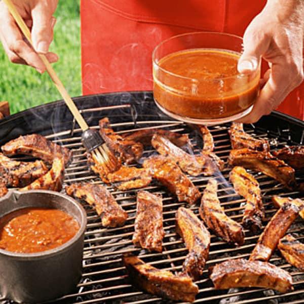 Công thức sốt nướng dùng cho tất cả các loại thịt và hải sản chuẩn nhà hàng - Ảnh 1