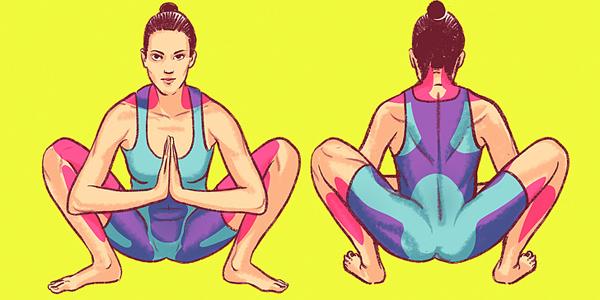 8 động tác đơn giản giúp đẩy lùi lão hóa từ bên trong cơ thể - Ảnh 1