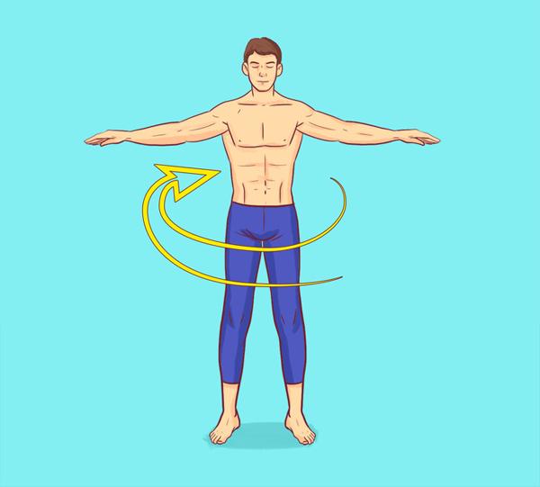 8 động tác đơn giản giúp đẩy lùi lão hóa từ bên trong cơ thể - Ảnh 2