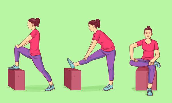 8 động tác đơn giản giúp đẩy lùi lão hóa từ bên trong cơ thể - Ảnh 3