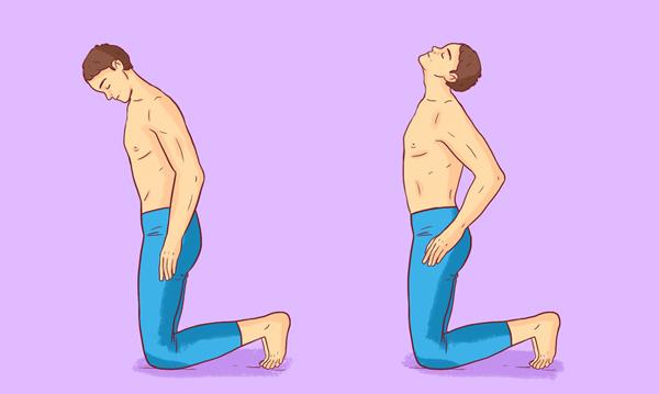 8 động tác đơn giản giúp đẩy lùi lão hóa từ bên trong cơ thể - Ảnh 4