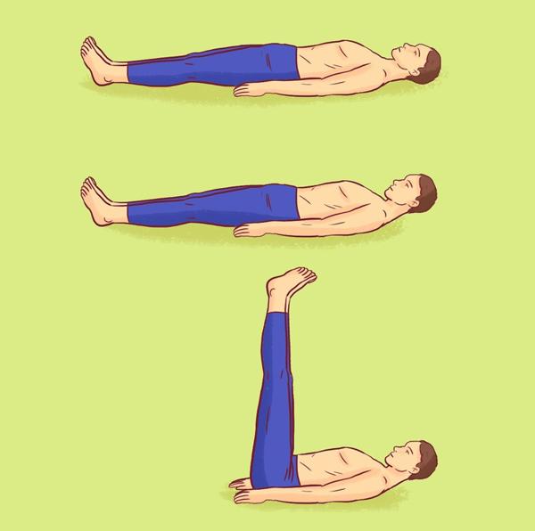 8 động tác đơn giản giúp đẩy lùi lão hóa từ bên trong cơ thể - Ảnh 5