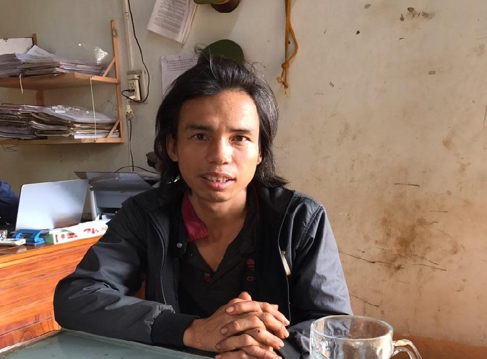 Bình Phước: Chém lìa cổ đồng nghiệp vì bị đòi nợ - Ảnh 1