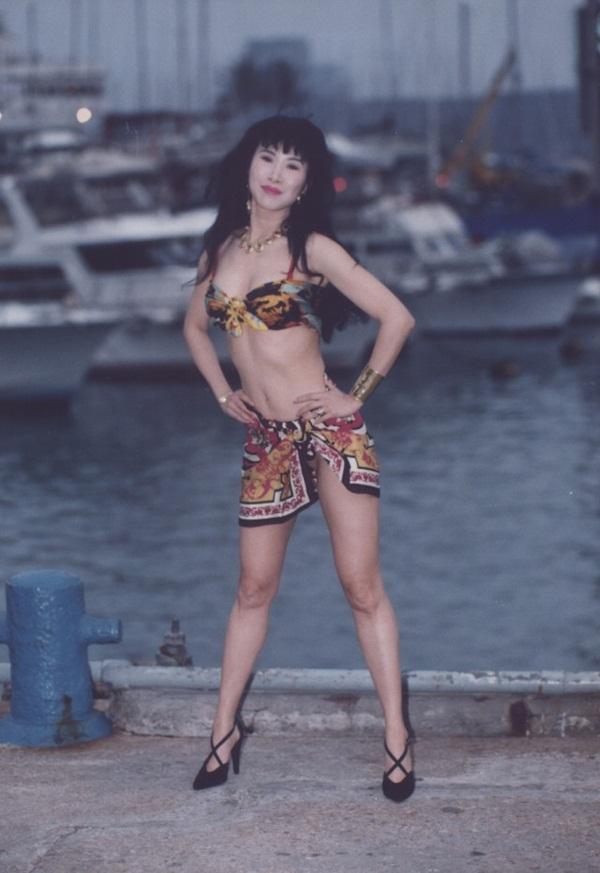 nữ diễn viên Hong Kong 1