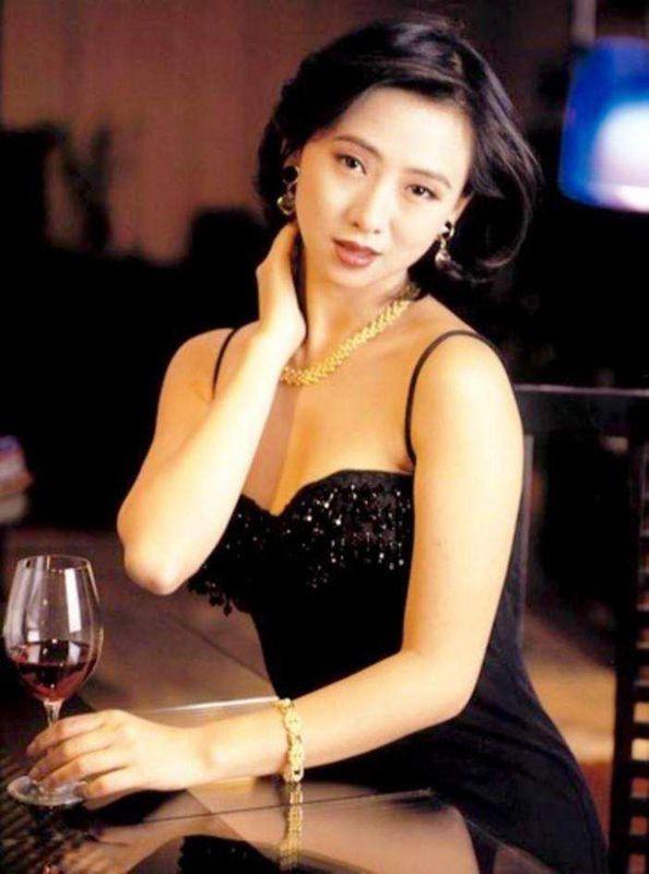 nữ diễn viên Hong Kong 6