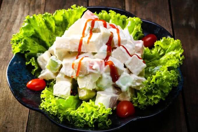 cach lam salad ngon 3