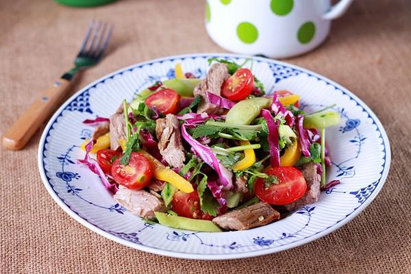 cach lam salad ngon 5