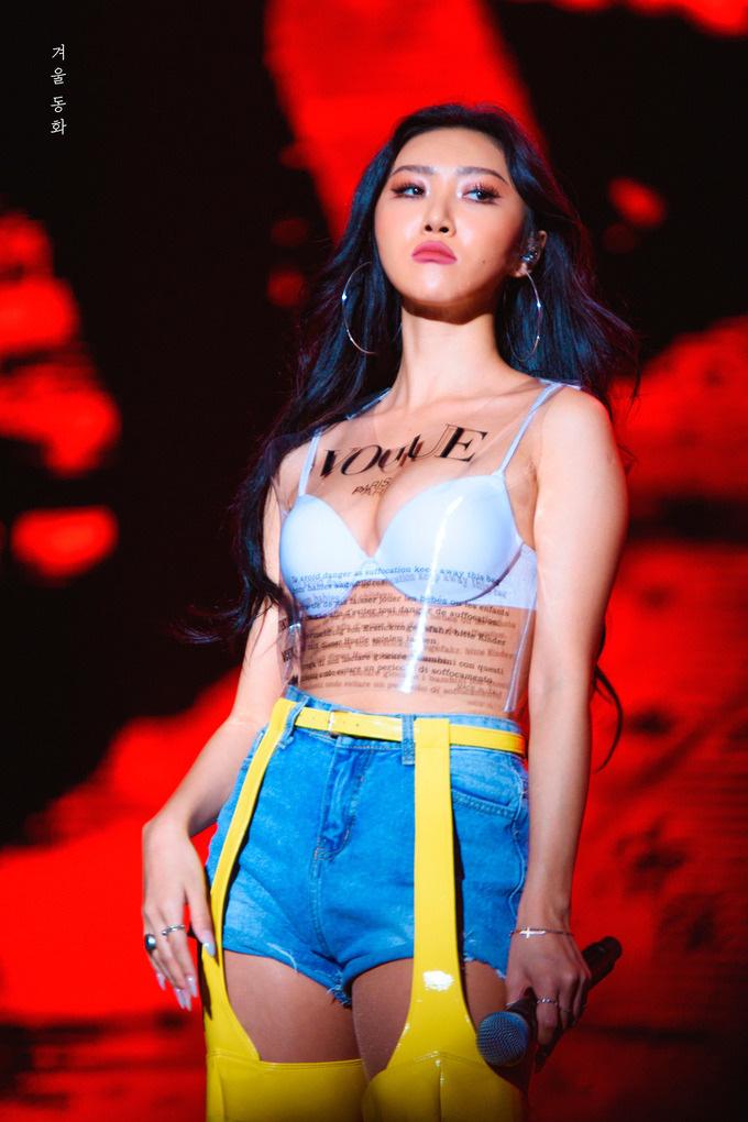 Top 3 nữ Idol có phong cách thời trang lập dị nhất Kpop - Ảnh 5
