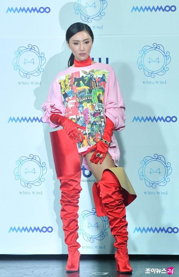 Top 3 nữ Idol có phong cách thời trang lập dị nhất Kpop - Ảnh 3