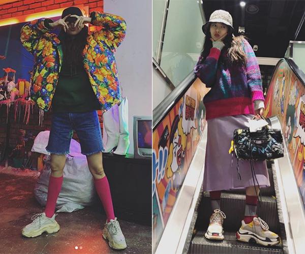 Top 3 nữ Idol có phong cách thời trang lập dị nhất Kpop - Ảnh 8