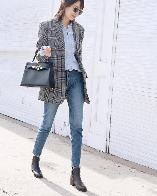 Gợi ý 10 cách biến hóa với áo blazer chuẩn thời thượng cho các nàng diện đẹp suốt mùa Thu năm nay - Ảnh 2