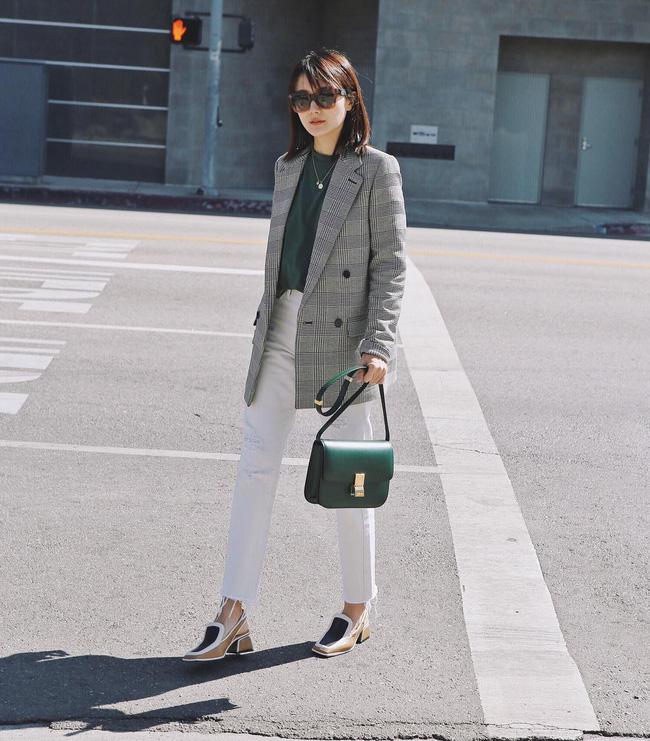 Gợi ý 10 cách biến hóa với áo blazer chuẩn thời thượng cho các nàng diện đẹp suốt mùa Thu năm nay - Ảnh 3