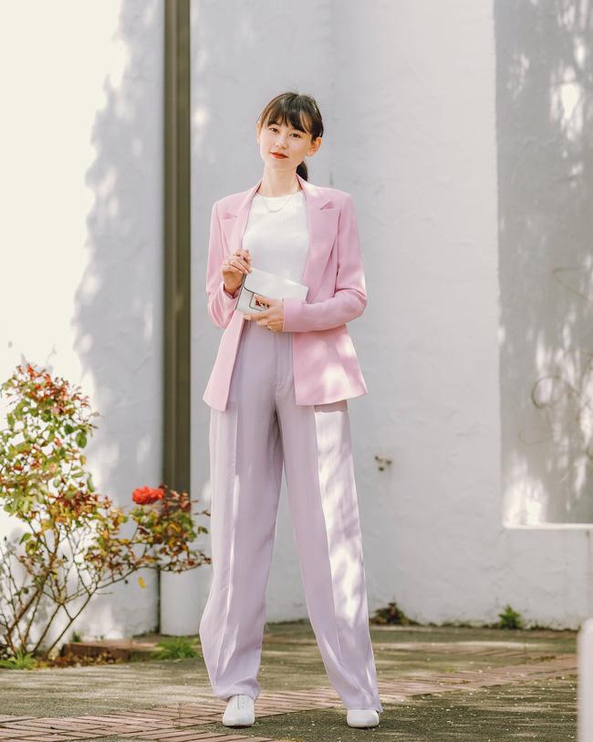 Gợi ý 10 cách biến hóa với áo blazer chuẩn thời thượng cho các nàng diện đẹp suốt mùa Thu năm nay - Ảnh 4