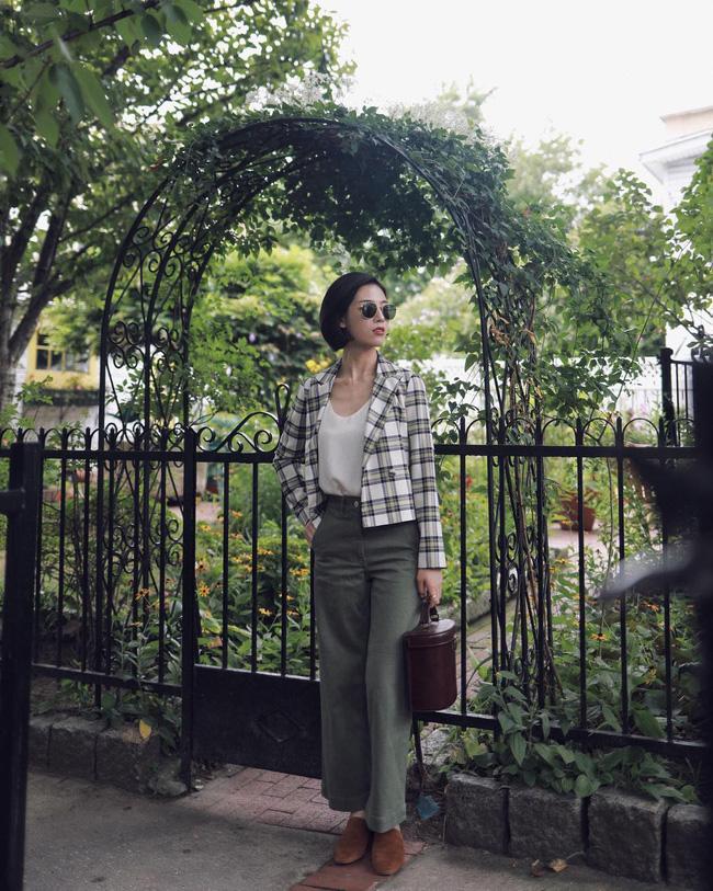 Gợi ý 10 cách biến hóa với áo blazer chuẩn thời thượng cho các nàng diện đẹp suốt mùa Thu năm nay - Ảnh 7