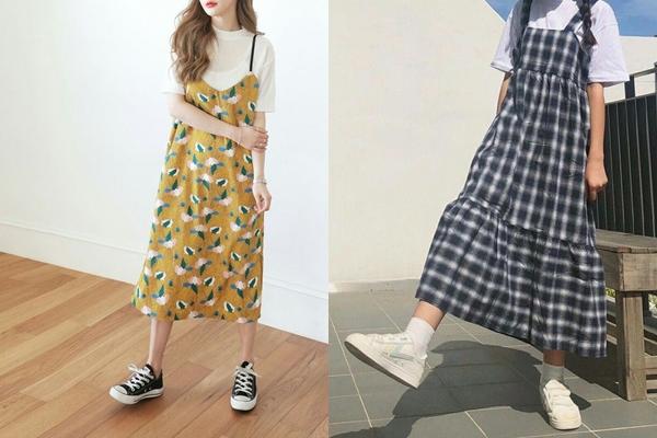 5 kiểu váy ngày hè mát rượi mặc là xinh dành cho bạn gái công sở - Ảnh 1