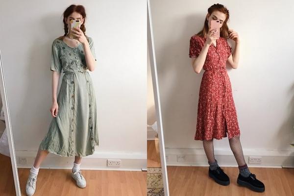 5 kiểu váy ngày hè mát rượi mặc là xinh dành cho bạn gái công sở - Ảnh 22