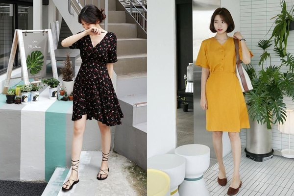 5 kiểu váy ngày hè mát rượi mặc là xinh dành cho bạn gái công sở - Ảnh 18