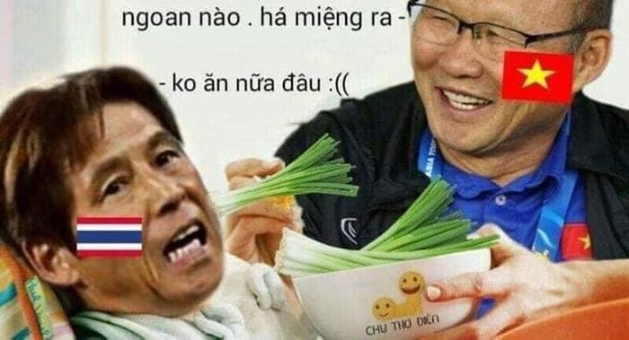 'Chết cười' với loạt ảnh chế sau trận Việt Nam - Campuchia: Thầy Park 'chóng mặt', Đức Chinh khiến thủ môn đội bạn 'giận tím người' - Ảnh 8
