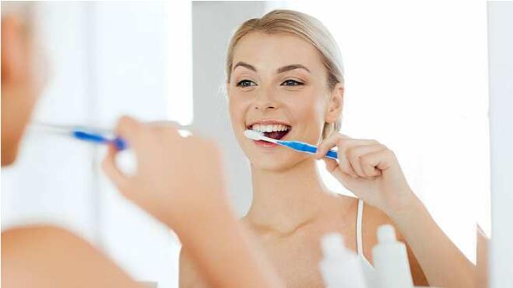 Đánh răng đều đặn tốt cho tim mạch - Ảnh 1