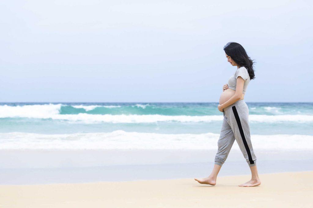 Thời điểm thích hợp bà bầu nên tập thể dục để tốt cho mẹ và bé - Ảnh 3
