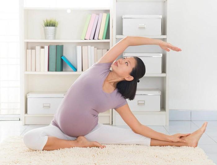 Thời điểm thích hợp bà bầu nên tập thể dục để tốt cho mẹ và bé - Ảnh 2