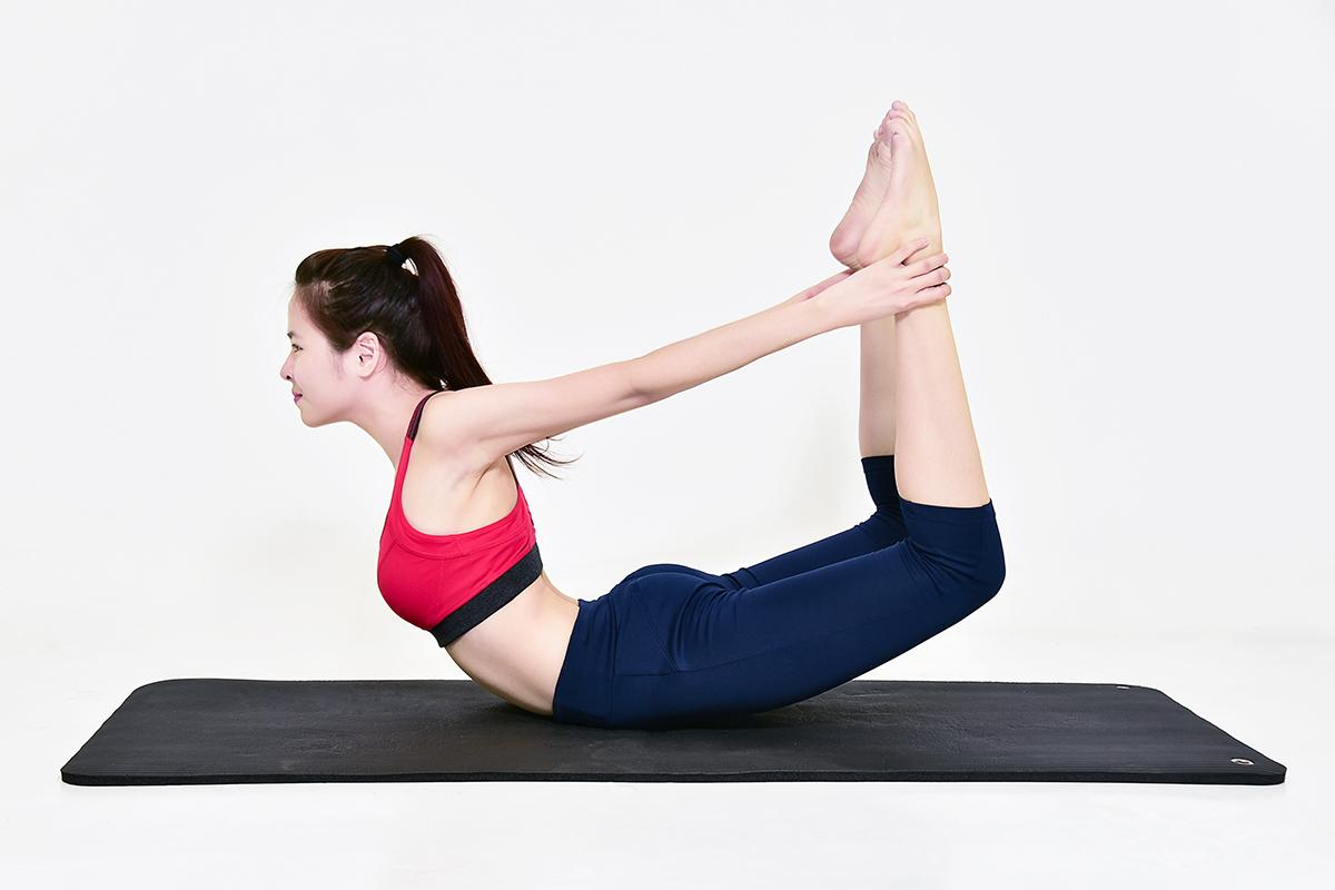 Các bài tập Yoga sẽ giúp phụ nữ trước khi mang thai sở hữu cơ thể dẻo dai và thon gọn
