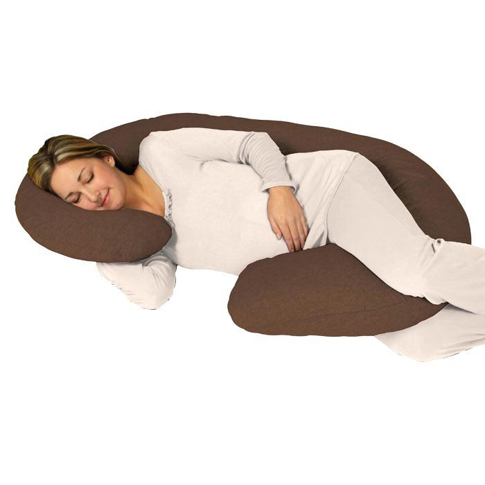 Cách chọn các loại gối dành cho bà bầu giúp xóa tan nỗi lo mất ngủ khi mang thai - Ảnh 4