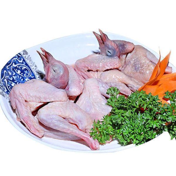 Cách nấu cháo chim bồ câu thơm ngon cho bà bầu an thai, bồi bổ khí huyết - Ảnh 3