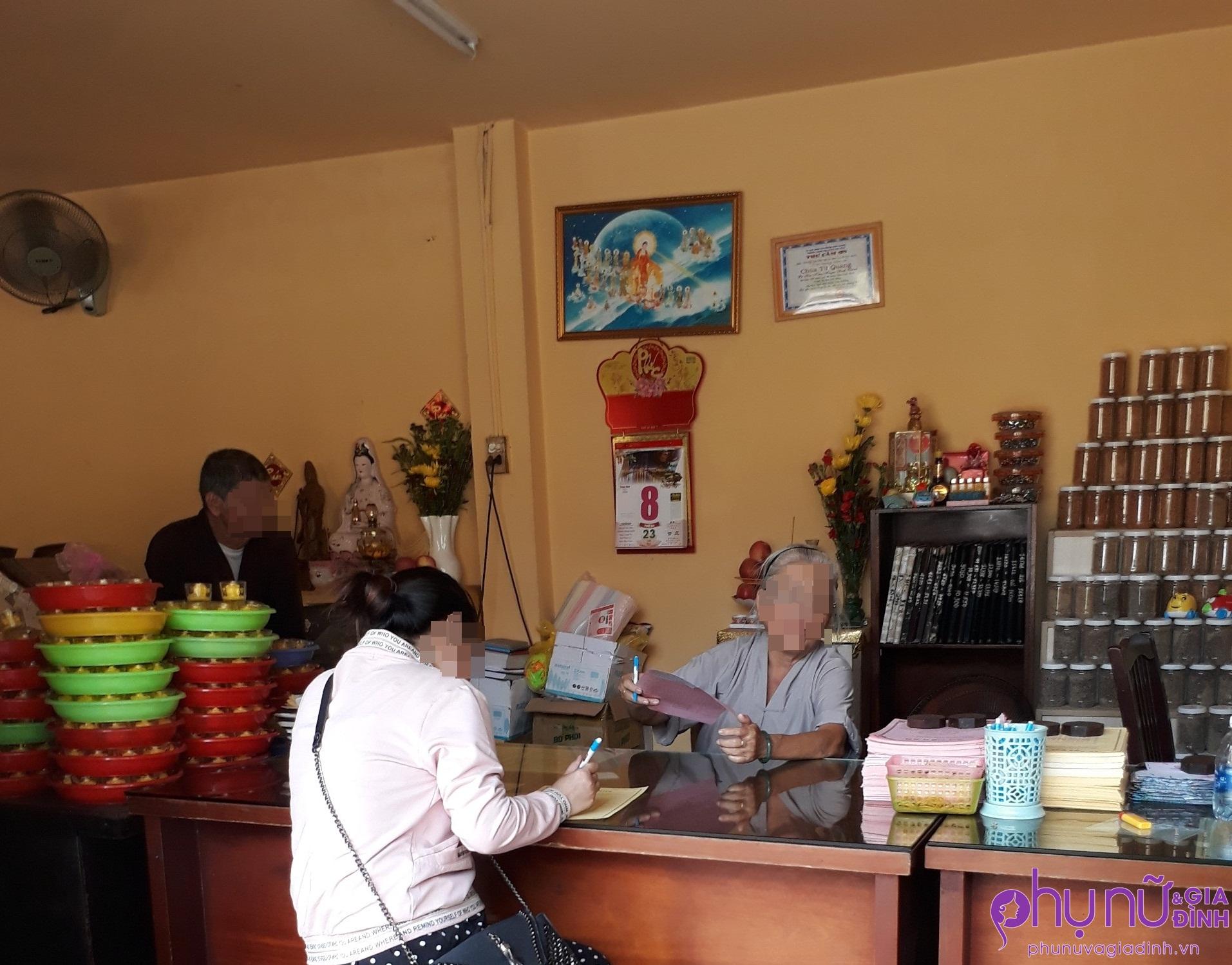 Có một ngôi chùa ở ngoại thành Sài Gòn nơi yên nghỉ của các hương linh thai nhi tứ xứ - Ảnh 5