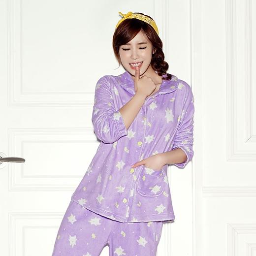 Không phải trang phục ren, pyjama mới là đồ ngủ quyến rũ chàng bậc nhất - Ảnh 2