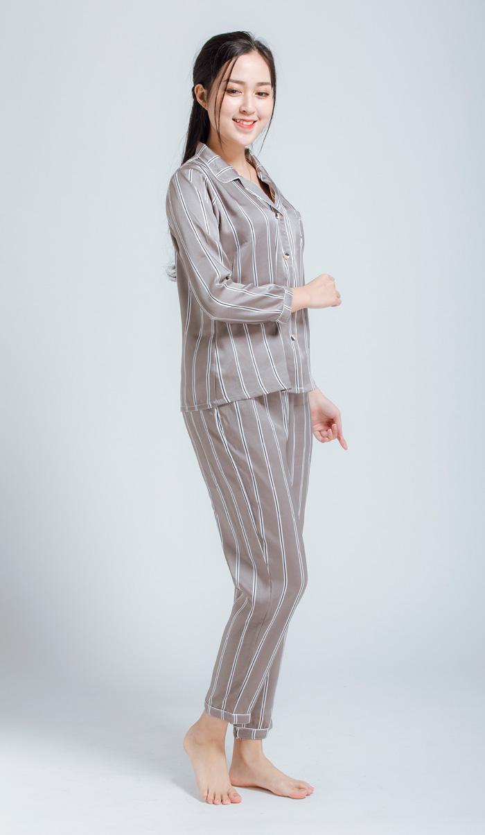 Không phải trang phục ren, pyjama mới là đồ ngủ quyến rũ chàng bậc nhất - Ảnh 5