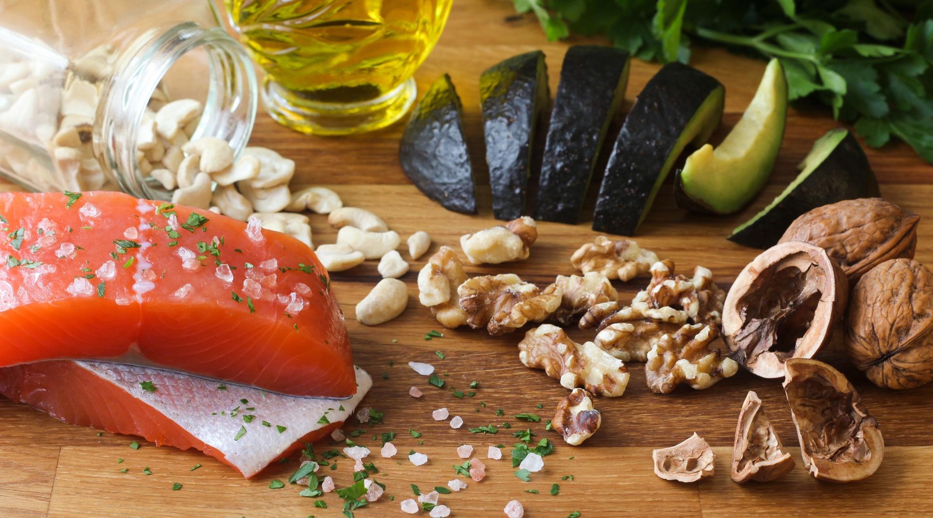 Tại sao chế độ ăn uống của bạn không thể thiếu axit béo omega-3? - Ảnh 4