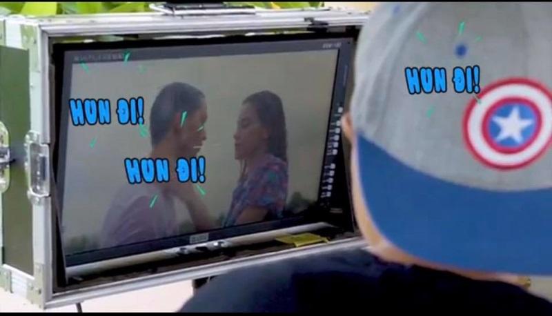 Hồ Ngọc Hà 'xấu hổ' chia sẻ hậu trường quay cảnh nóng với Kim Lý - Ảnh 2