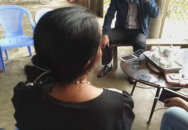 Cảnh sát vào cuộc vụ bé gái 5 tuổi ở Hà Tĩnh nghi bị dâm ô - Ảnh 1