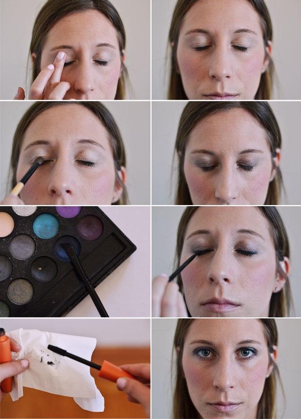 Trang điểm mắt đơn giản, không cần cầu kỳ, phức tạp