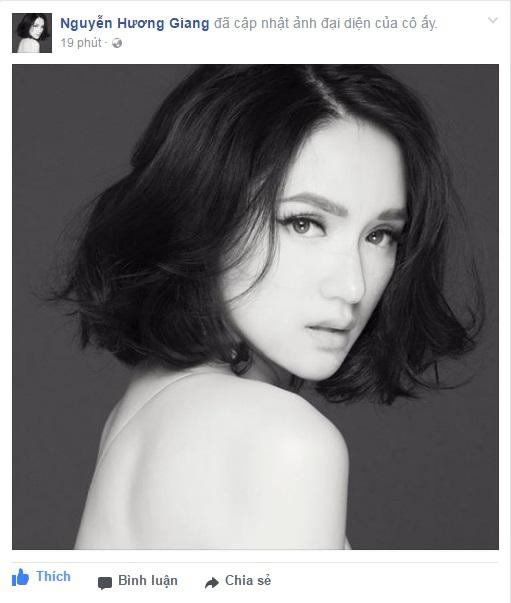Sau scandal vạ miệng xúc phạm nghệ sĩ Trung Dân, Hương Giang Idol đã trở lại...! - Ảnh 1