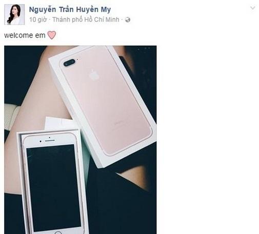 Lộ diện sao Việt đầu tiên sở hữu iPhone 8 và quyết 'rinh' về iPhone X đắt đỏ  - Ảnh 4