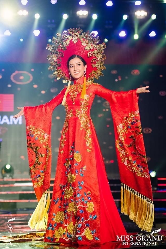 Trượt top 5 Miss Grand, Huyền My vẫn được yêu thương vì loạt dấu ấn khó phai này - Ảnh 5