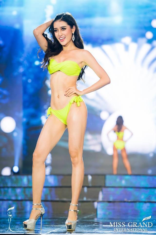 Hành trình đến chung kết Miss Grand 2017 của Huyền My: Vương miện có nằm trong tầm tay? - Ảnh 6