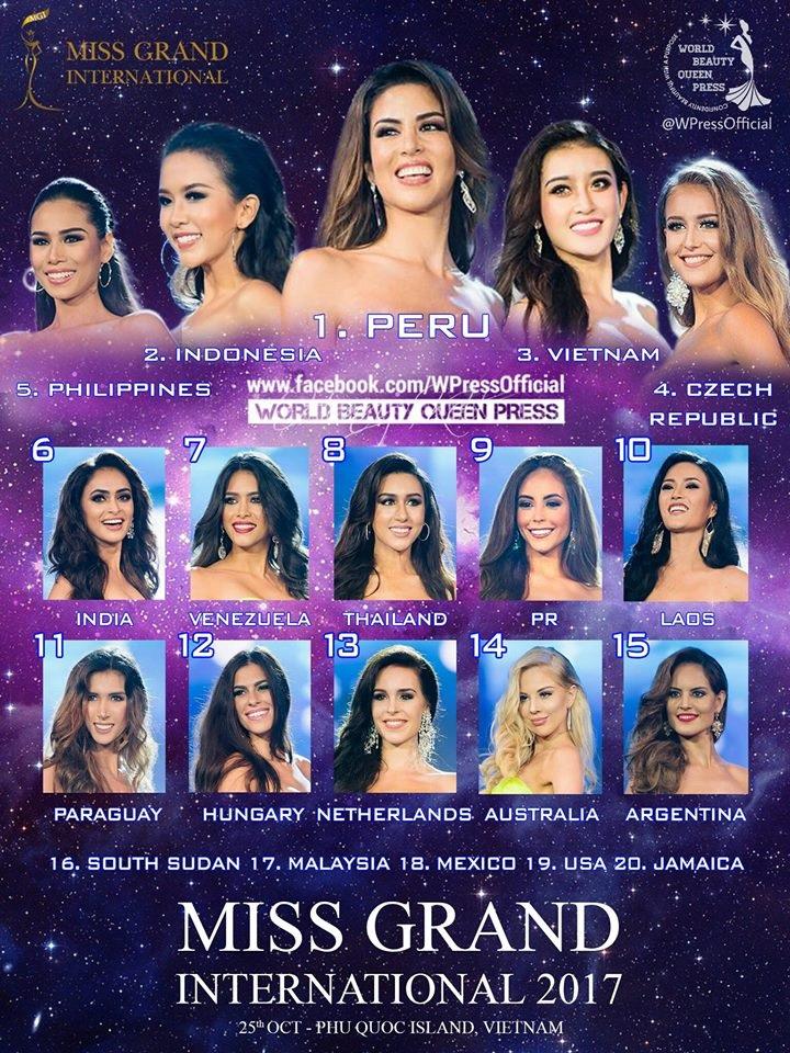Hành trình đến chung kết Miss Grand 2017 của Huyền My: Vương miện có nằm trong tầm tay? - Ảnh 7