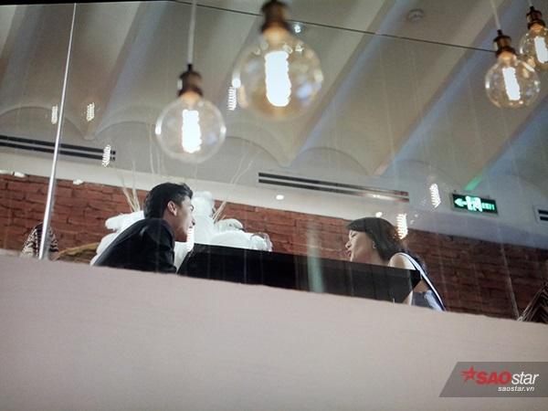 Bắt gặp bồ cũ Cường Đô La Hạ Vi và hotboy Huỳnh Anh tại nơi công cộng