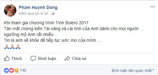 Sao Việt sốc nặng khi hay tin đạo diễn 'Tình Bolero' Vũ Thành Vinh bị hỏng phổi 70%, đang phải giành giật sự sống từng ngày - Ảnh 4