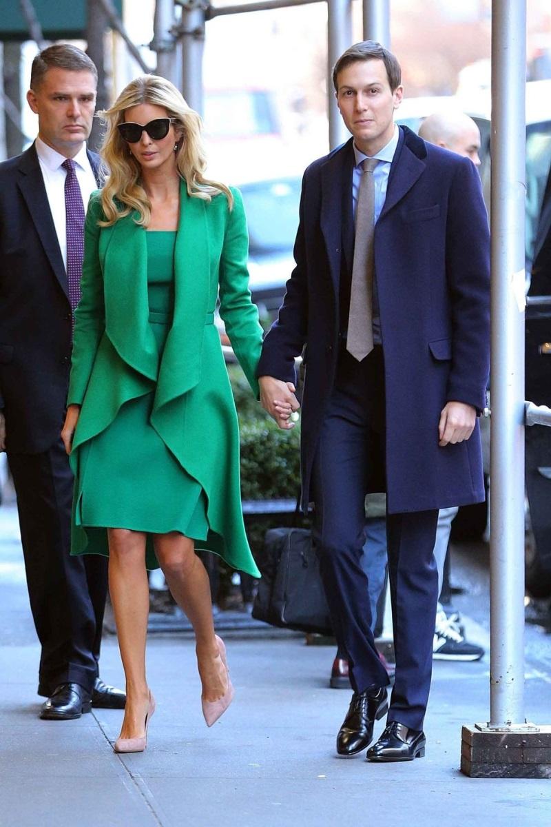 Ngẩn ngơ trước phong cách thời trang của ái nữ Tổng thống Mỹ - Ảnh 12