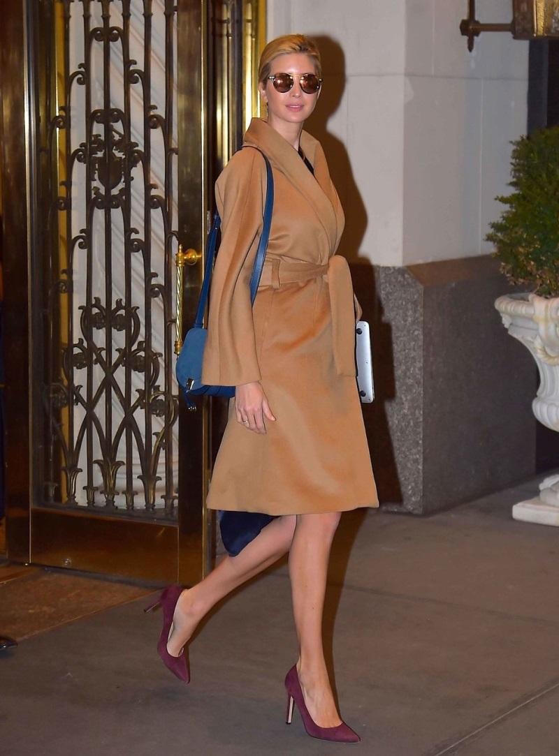 Ngẩn ngơ trước phong cách thời trang của ái nữ Tổng thống Mỹ - Ảnh 13