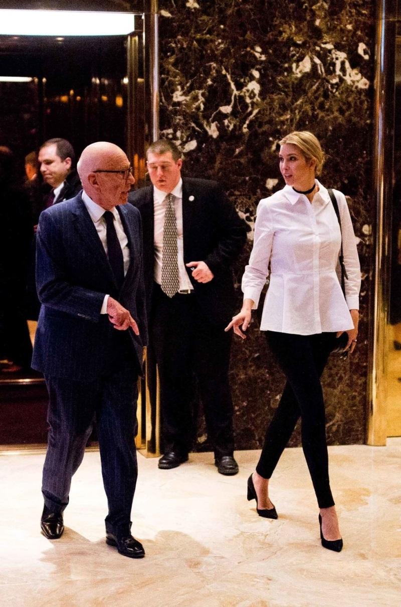 Ngẩn ngơ trước phong cách thời trang của ái nữ Tổng thống Mỹ - Ảnh 14