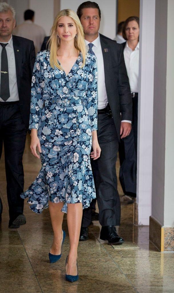 Ngẩn ngơ trước phong cách thời trang của ái nữ Tổng thống Mỹ - Ảnh 5